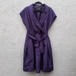 Jones Wear Dress| Purple Bow Formal Dress